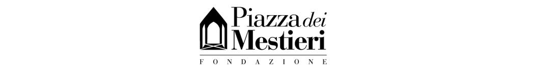 Banner con marchio Fondazione PdM